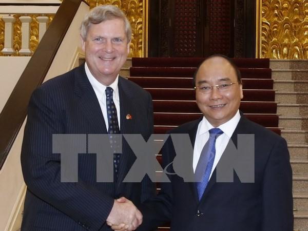 Vietnam sugiere ayuda de EE.UU. para mitigar efectos de cambio climatico hinh anh 1
