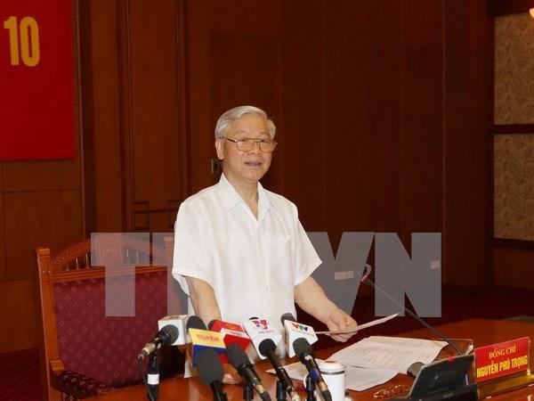 Decima reunion sobre lucha contra corrupcion sesiona en Hanoi hinh anh 1