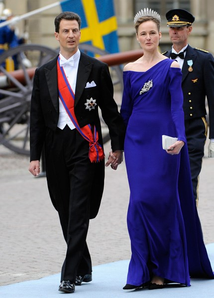 Principe heredero de Liechtenstein aboga por desarrollar lazos con Vietnam hinh anh 1