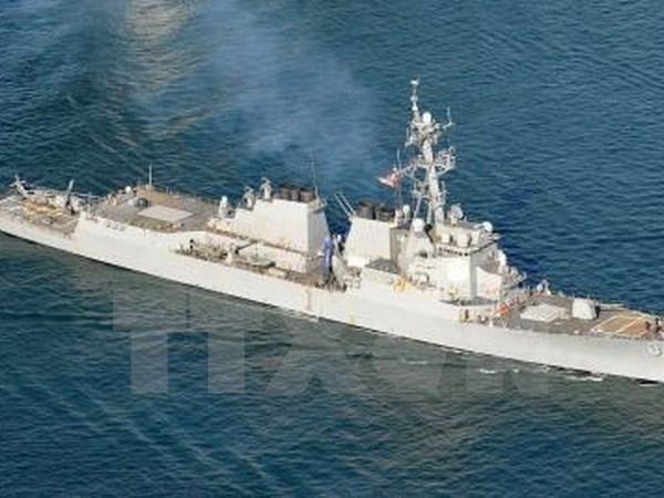 Congresistas estadounidenses llaman a aumentar seguridad en Mar del Este hinh anh 1