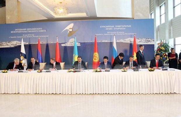 Aprueba Senado ruso TLC entre Union Economica Euroasiatica y Vietnam hinh anh 1