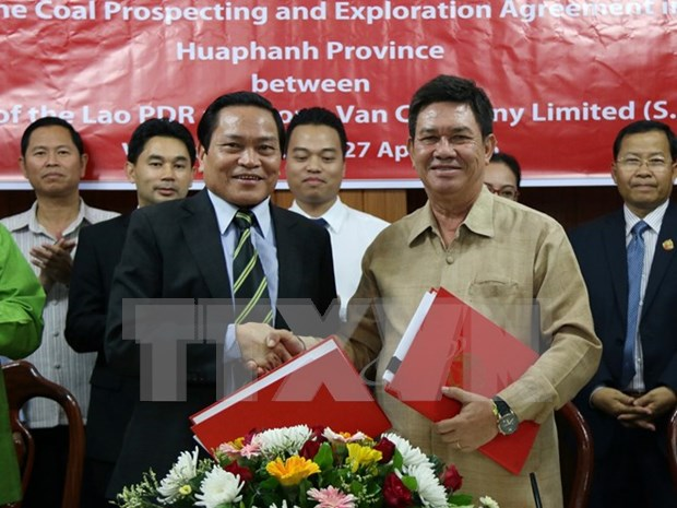 Vietnam realiza proyecto de explotacion de carbon en Laos hinh anh 1