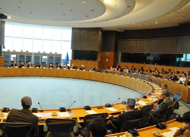 Vietnam y Union Europea se empenan en elevar nexos comerciales a nueva altura hinh anh 1