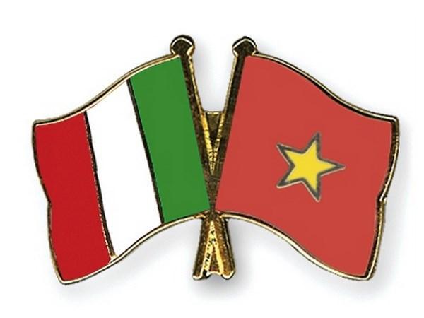 Italia promueve acuerdo marco de cooperacion interregional con Vietnam hinh anh 1