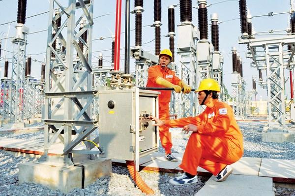 Conecta ultima comuna insular de Quang Ninh con red electrica nacional hinh anh 1