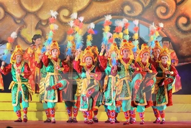 Mas de 20 grupos artisticos extranjeros actuaran en Festival Hue en Vietnam hinh anh 1