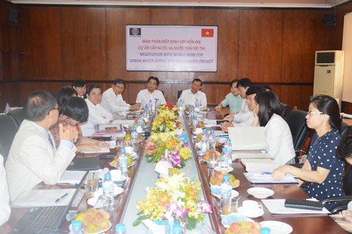 BM ofrecera millonario prestamo para Vietnam en tratamiento de aguas residuales hinh anh 1