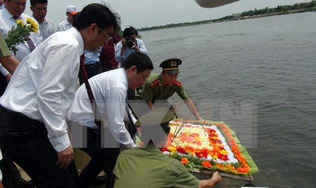 Pueblo de Quang Tri rememora Dia de Liberacion del Sur hinh anh 1