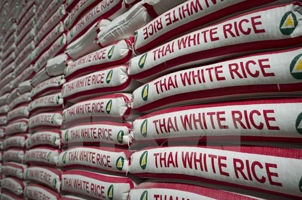 Tailandia: Mayor exportador mundial de arroz en primer trimestre hinh anh 1