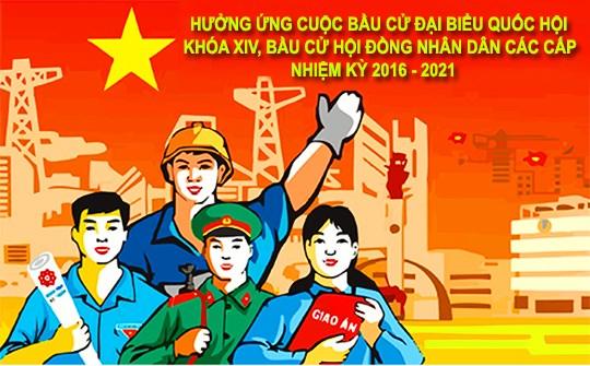 Distrito insular de Truong Sa listo para proximos comicios parlamentarios hinh anh 1