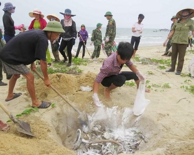 Premier exige sancion estricta por incidentes ambientales en el Centro hinh anh 1
