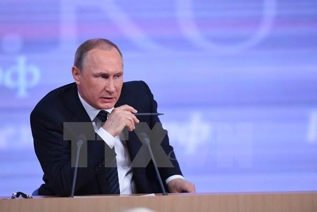 Rusia ratifica acuerdo comercial entre UEE y Vietnam hinh anh 1