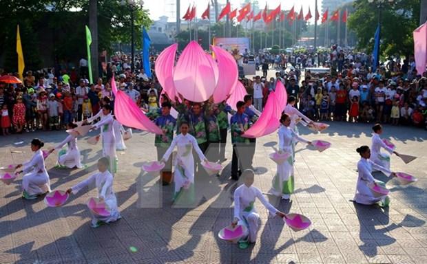 Multiples actividades en Festival Hue 2016 hinh anh 1