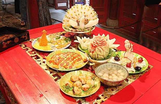 Nutrida participacion en simposio sobre cocina real y folklorica de Hue hinh anh 1