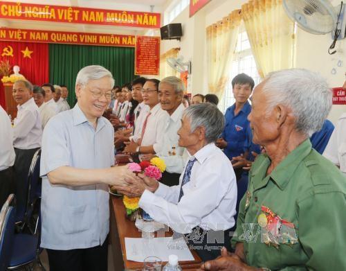 Exhortan a Phu Yen optimizar potencialidades para impulsar su desarrollo hinh anh 1