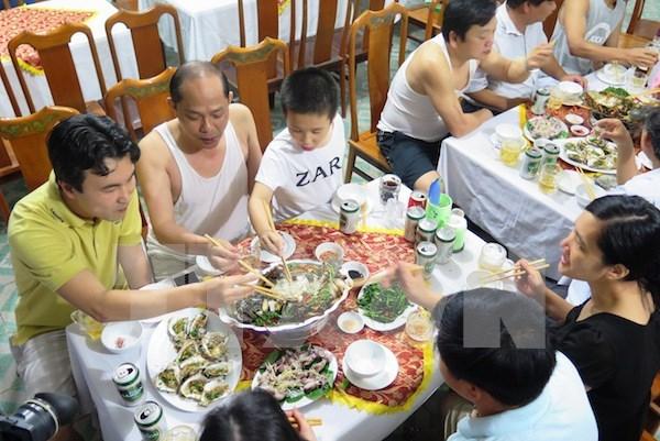 Productos maritimos y verduras en Ha Tinh responden a requisitos de inocuidad hinh anh 1