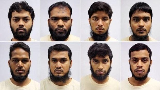 Singapur detiene a yihadistas que planeaban atentados en Bangladesh hinh anh 1