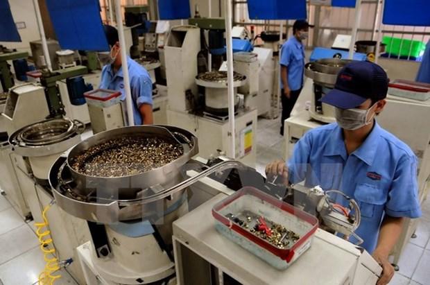 Vietnam: 11 mil nuevas empresas registradas en abril hinh anh 1