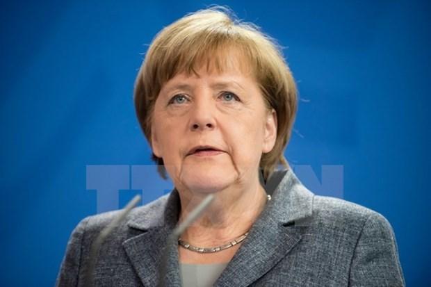 Alemania exhorta a evitar la escalada de tensiones en Mar del Este hinh anh 1