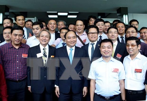 Gobierno continua debates del borrador de resolucion a favor del empresariado hinh anh 1