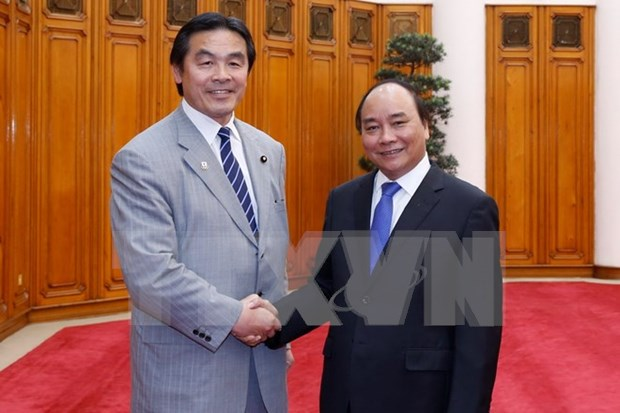 Vietnam y Japon mantienen fructifera cooperacion en educacion hinh anh 1