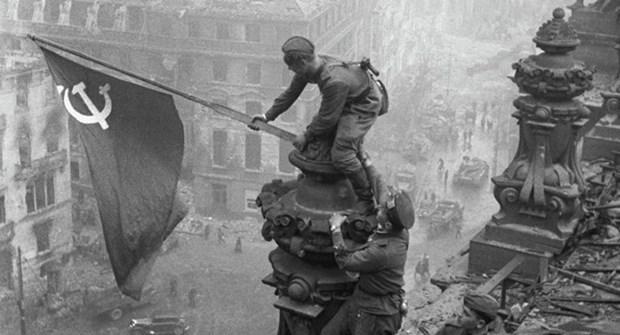 Conmemoran en Ciudad Ho Chi Minh aniversario de la victoria sobre el fascismo hinh anh 1