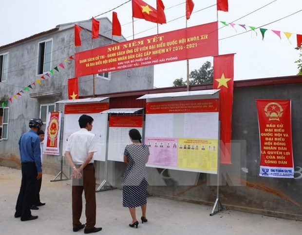 Provincia vietnamita de Quang Nam celebrara elecciones anticipadas hinh anh 1
