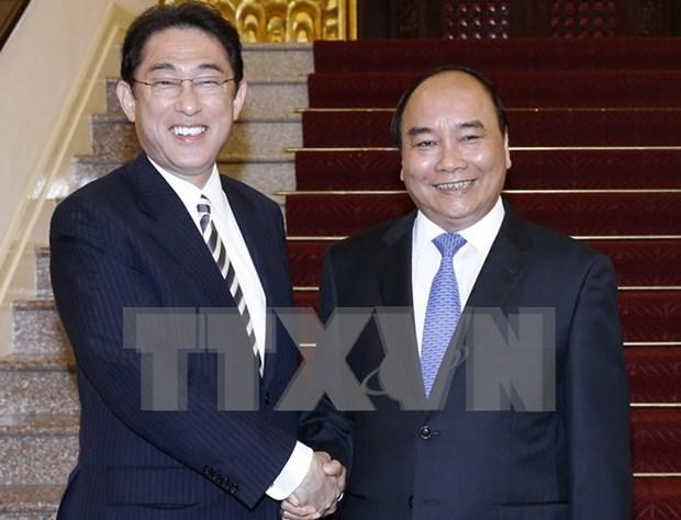 Vietnam considera a Japon un socio estrategico hinh anh 1