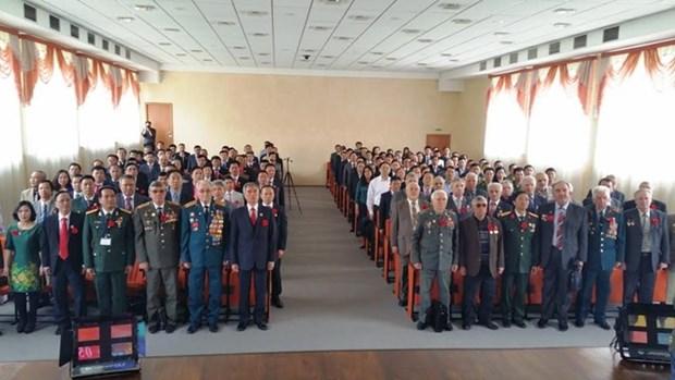 Establecen Asociacion de Veteranos Vietnamitas en Ucrania hinh anh 1