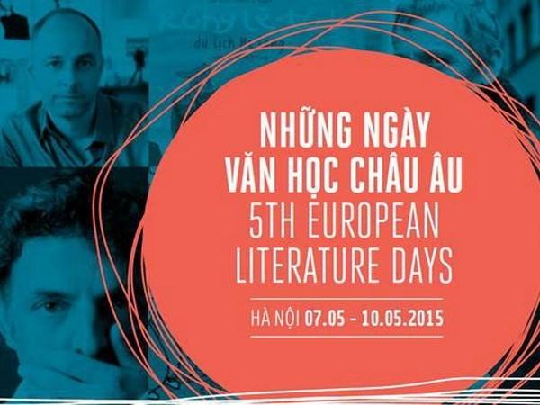 Presentan en Vietnam literatura europea hinh anh 1