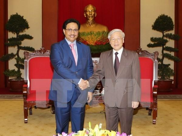 Kuwait desea promover cooperacion multifacetica con Vietnam, dijo su premier hinh anh 1