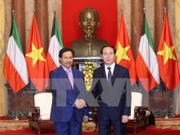 Kuwait desea promover cooperacion multifacetica con Vietnam, dijo su premier hinh anh 2