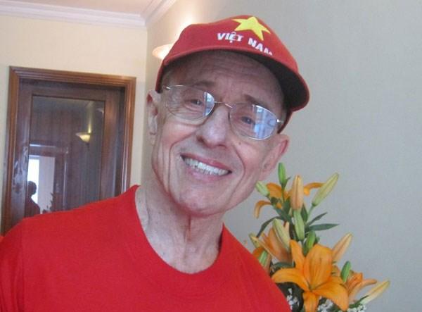 Entregan Orden de Amistad a Andre Sauvageot por aportes a nexos Vietnam- EE.UU. hinh anh 1