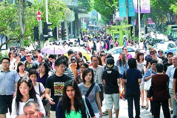 Singapur: Partido gobernante PAP gana eleccion parcial en Bukit Batok hinh anh 1