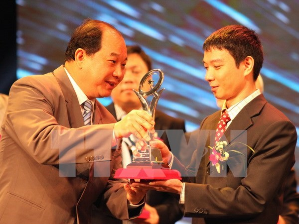 Vietnam honra a empresas destacadas hinh anh 1