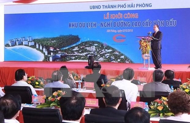 Premier insta a Hai Phong a desarrollar mas servicios turisticos hinh anh 1