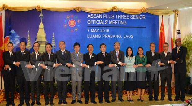 Reitera Vietnam disposicion de contribuir a consolidar papel central de ASEAN hinh anh 1