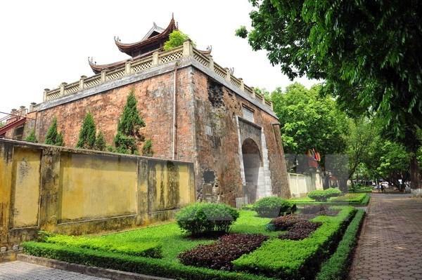 Aprueban anteproyecto de restauracion de Ciudadela Imperial de Thang Long hinh anh 1