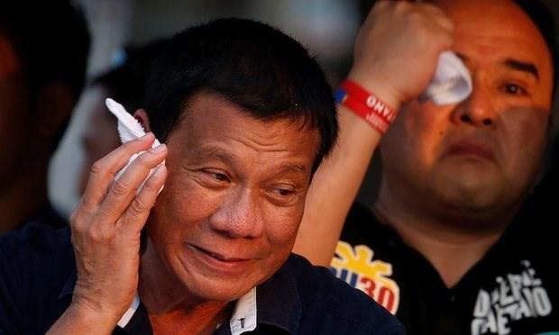 Filipinas elige hoy al presidente y miles de cargos tras intensa campana hinh anh 1
