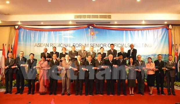 Respaldan en foro de ASEAN iniciativa vietnamita sobre cooperacion maritima hinh anh 1