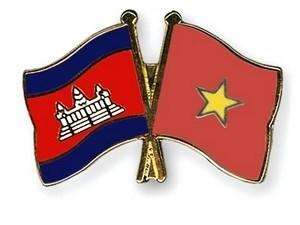 Provincias vietnamita y camboyana firman acuerdo de cooperacion hinh anh 1