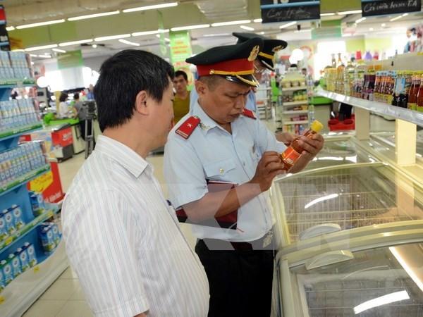 Intensifica Vietnam medidas para garantizar inocuidad alimentaria hinh anh 1