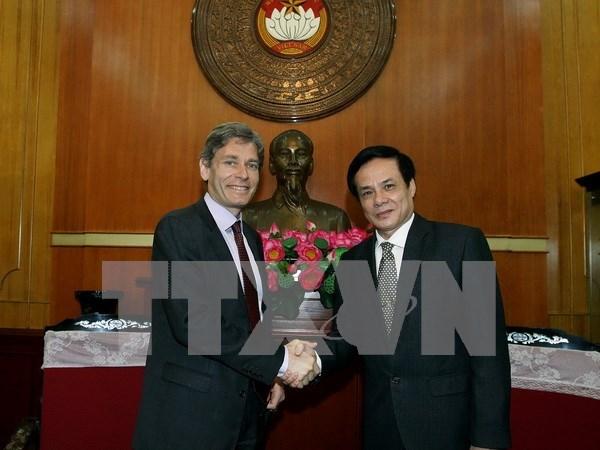 Aprecia Estados Unidos garantia de libertad religiosa de Vietnam hinh anh 1