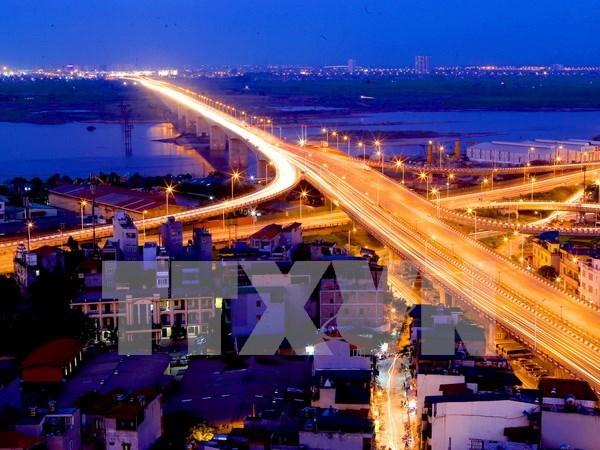 Vietnam avala ajustes de planificacion de region capitalina hasta 2030 hinh anh 1