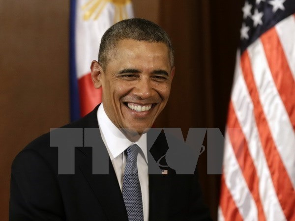 Barack Obama llegara a Vietnam la proxima semana hinh anh 1