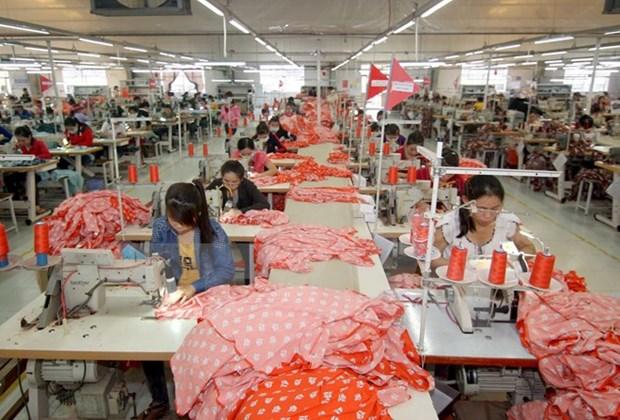Optima exportacion de confecciones textiles y calzado de Vietnam hinh anh 1