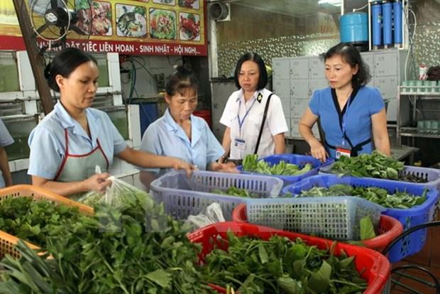 ASEAN proyecta marco legal sobre higiene alimentaria hinh anh 1