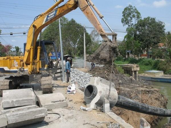 En marcha proyecto de medio ambiente en subregion de Mekong hinh anh 1