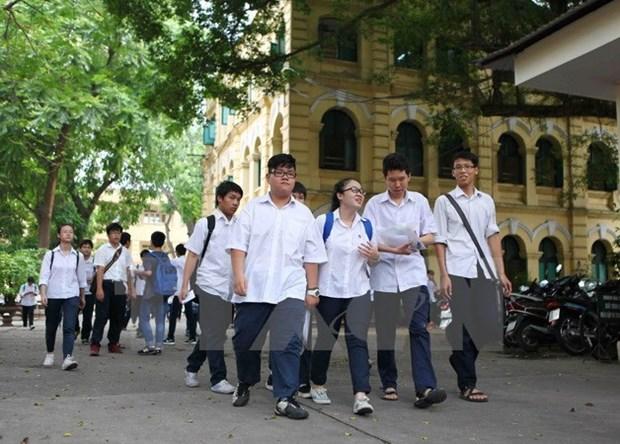 Otorgan becas sudcoreanas para estudiantes vietnamitas hinh anh 1