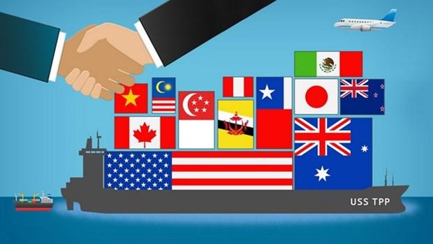 Adhesion al TPP beneficiara a la agricultura vietnamita hinh anh 1